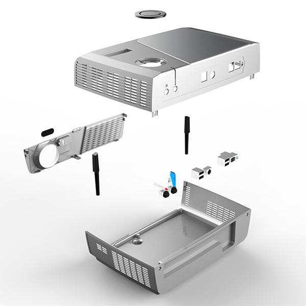 Foi desenvolvido toda integração dos componentes eletrônicos