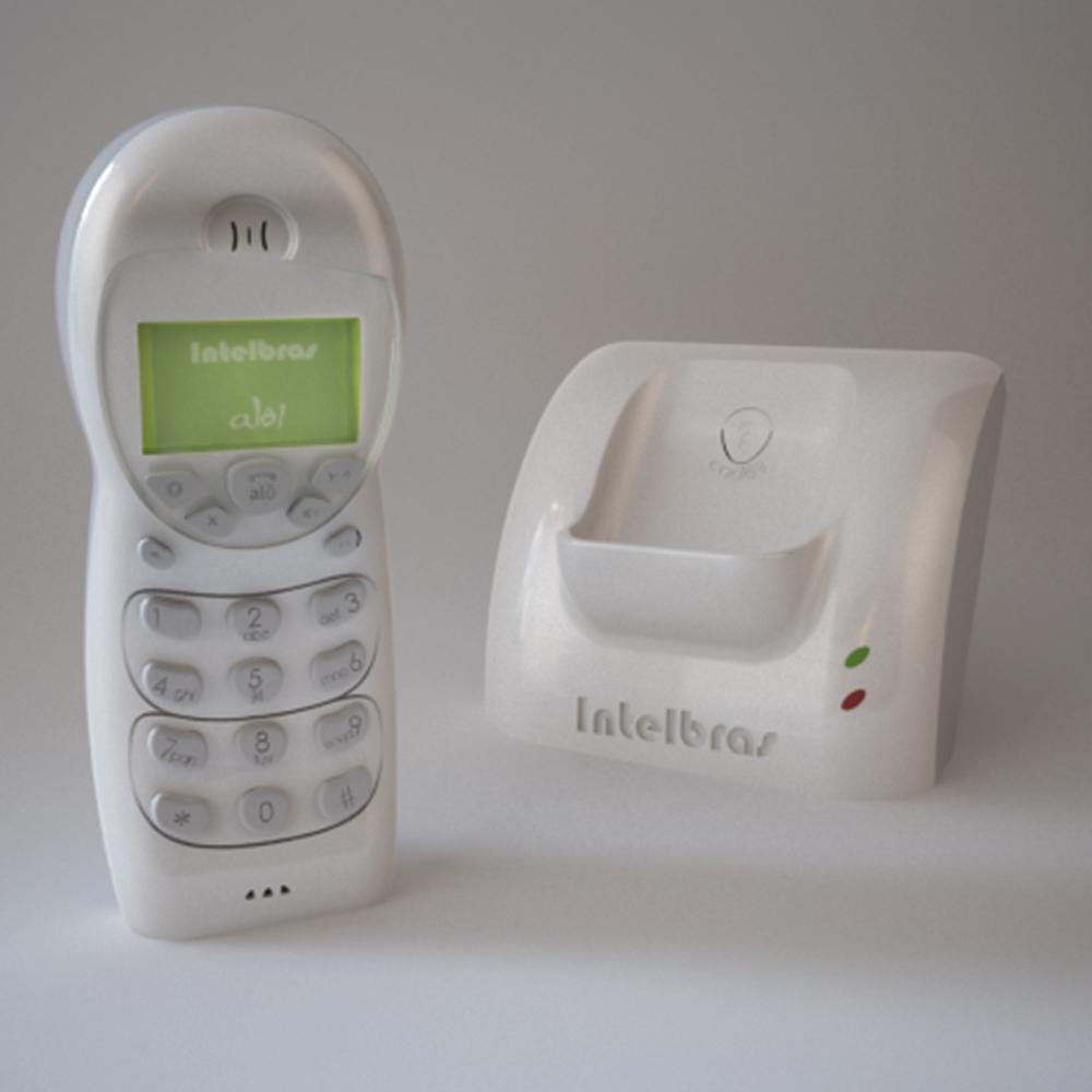 Telefone sem fio Alô!