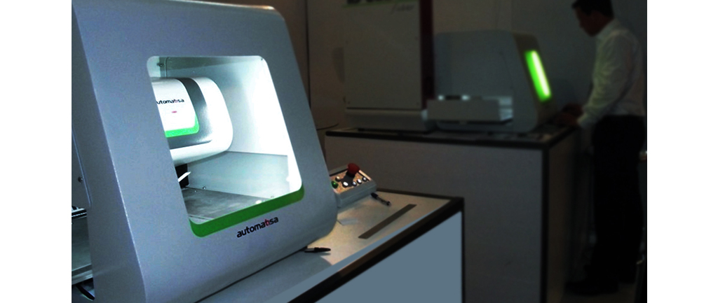 Máquina de Gravação Laser